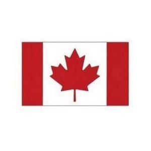 "Drapeau Canada 12"" x 24"""