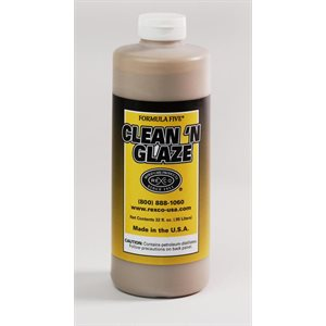 Formula Five® Clean 'n Glaze
