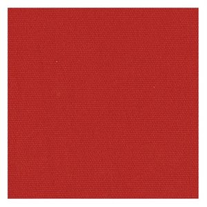 "Sunbrella tissu marin 46"" jockey red (rouge) / verge"