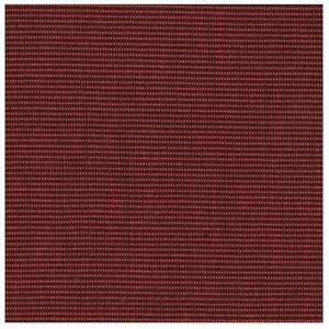 "Sunbrella tissu marin 46"" dubonnet tweed / verge"