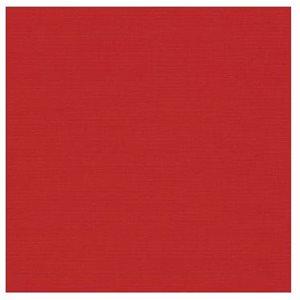Sunbrella marine fabric 46'' logo red / yard