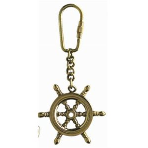 Keyring Ships Wheel