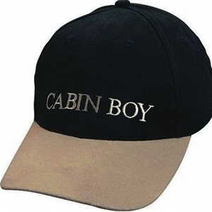 Casquette 'Cabin boy' taille unique