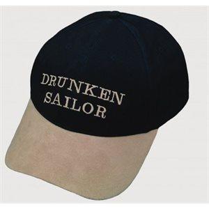Casquette 'Drunken sailor' taille unique