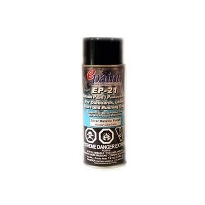 E-paint ep21 spray metalic silver