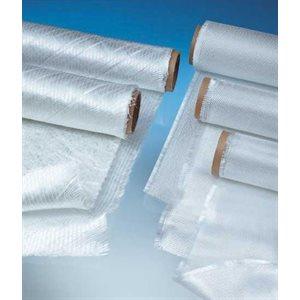 Tissu de fibre de verre 2.3oz 38 '' / verge