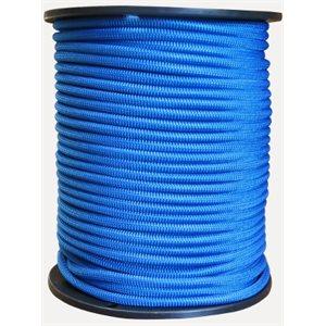 "Cordon élastique 3 / 16 "" bleu / pied"