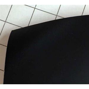 """Insignia cloth black 54"""" / foot"""