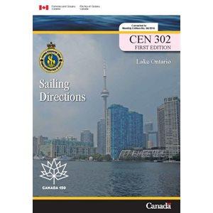 Instructions nautique Lac Ontario (en francais)