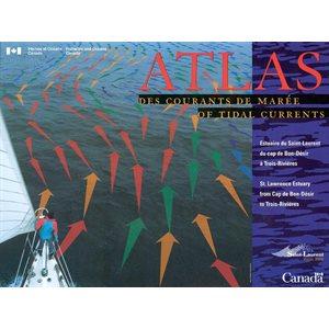 Atlas of Tidal Currents Canada St. Lawrence Estuary from Cap de Bon-Désir to Trois-Rivières