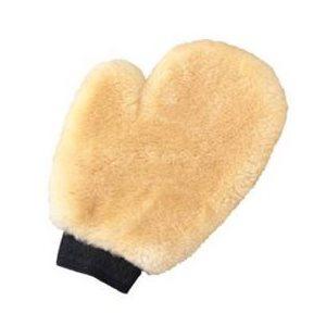 Deluxe wash mitt