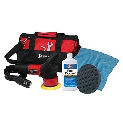 Dual action polisher starter kit