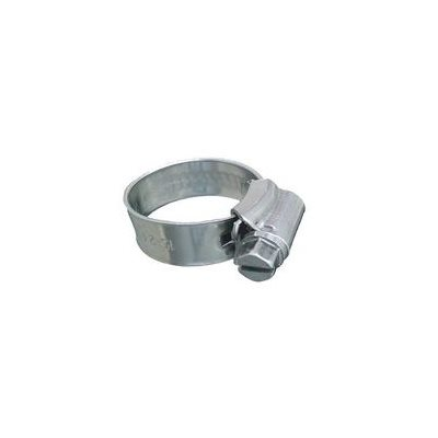 "Collier de serrage 3 / 8 ""pour tuyau 7 / 8"" - 1-1 / 4 inox"