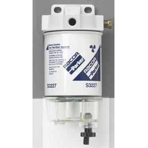 Filtre à carburant / séparateur eau Racor 120R-RAC-01