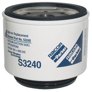 Elément de filtre de remplacement spin-on Racor S3240