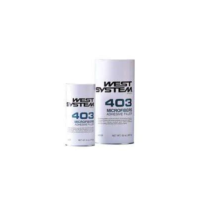 West System 403 micro fibers 6oz