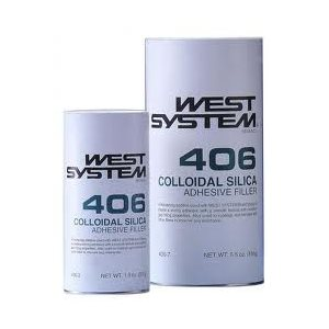 Charge silice colloidale 406 West System 48 g