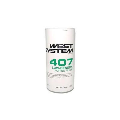 West System 407 Micro Baloons Low Density Filler 12 OZ