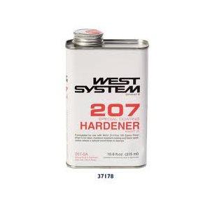 West system 207 hardener 1248 ml