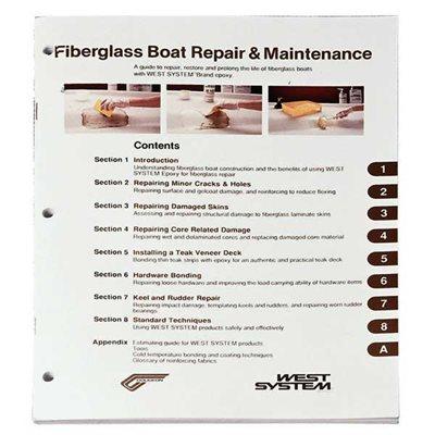 Fiberglass Boat Repair And Maintenance Book