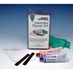 West System plastic boat repair kit