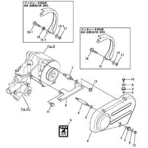 Collar 3YM20 part #2 in diagram