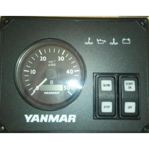 Instrument panel B keyless 3JH5E