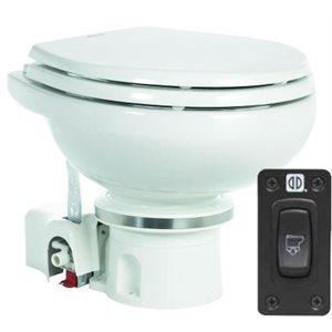 Orbit 7100 series electric macerating toilet