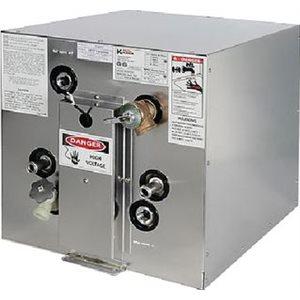 Chauffe-eau 11 gallons à montage avant / échangeur avant 120V