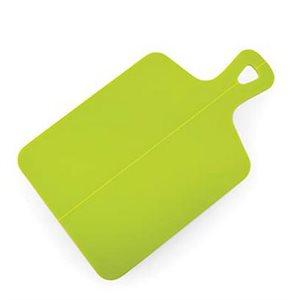 "Foldable cutting board, green 15"" x 9.25"" x .13"""