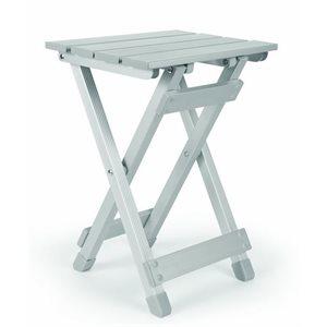 Aluminum folding table small