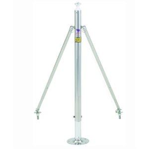 "Adjustable ski pylon 34"" - 58"" height"