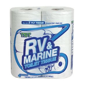 Toilet paper marine / RV 2-ply 4 / pk