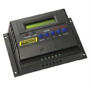 Contrôleur de charge solaire 30 amp 12 / 24v