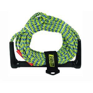 Corde de ski nautique - 1 section 75 ' CR 1600 lbs.