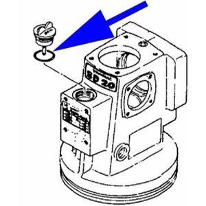 O-ring dip stick cap SD20 SD30 SD31
