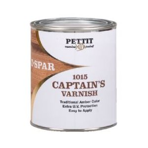 Pettit Captain's varnish 1015 quart