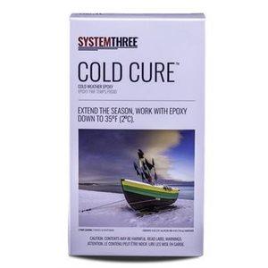 Cold cure epoxy (epoxy polymérisable à froid) 355ml