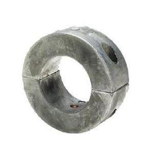 """Anode anneau 7 / 8 """" zinc"""