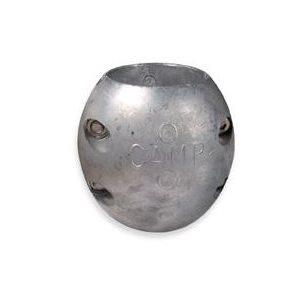 """Anode 1-3 / 4"""" zinc X8"""