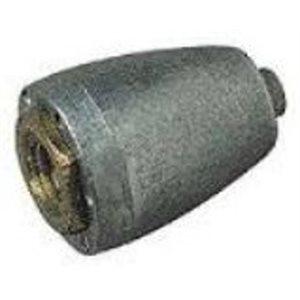 Anode prop nut 40mm zinc