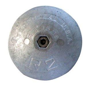 """Anode rudder 2-3 / 4"""" magnesium"""