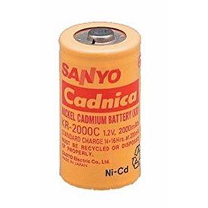 Batterie Ni-cad rechargeable de rechange pour ventilateurs jour / nuit Nicro