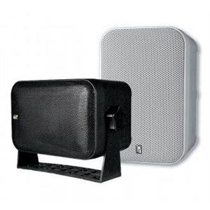 Boîte De Haut-Parleur 100 Watt Poly-planar Noir