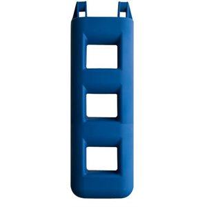 Fender Ladder 3 step blue 25 cm x 12 cm x 75 cm
