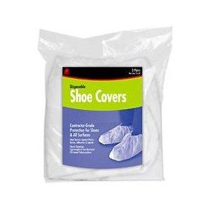 Shoe covers non skid 2 pair