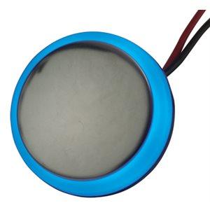 """Lumière de courtoisie touche 360 degree bleu 1-1 / 2"""""""