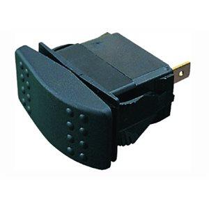 Contura switch on / off (SPST) - non-Illuminated 20A @ 12VDC