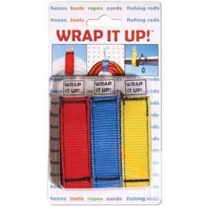 Wrap it up, sangles crochet et boucle 3pq