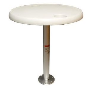 "Round cockpit table kit 24"" diameter"